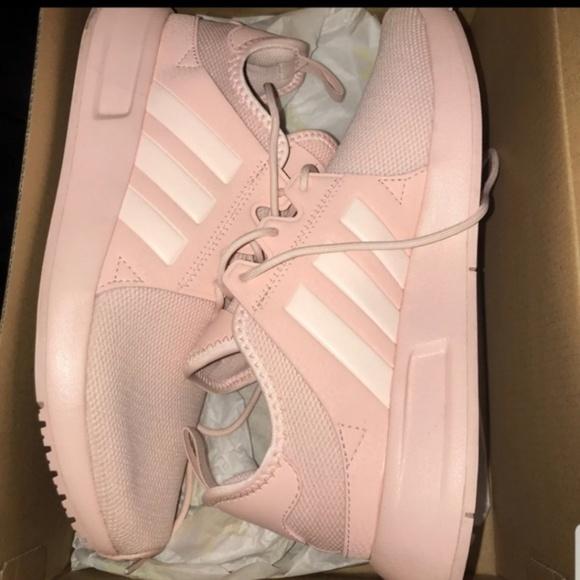 Adidas zapatos rosa claro varios tamaño poshmark